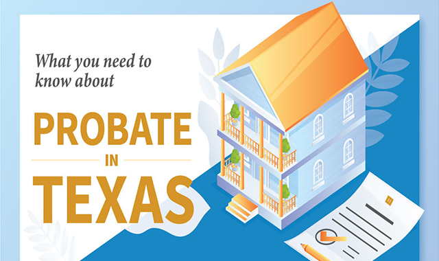 What You Need to Know About Probate in Texas #infographic