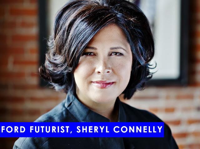 sheryl Connelly Ford Futurist www.simplysassystyle.com