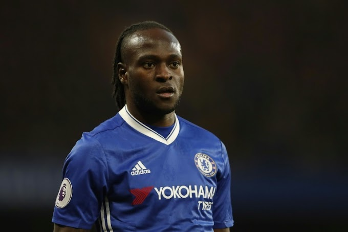 Nigeria recall for Chelsea ace Moses for World Cup qualifiers