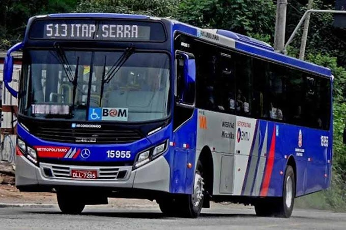 EMTU aumenta viagens de linha que liga Itapecerica da Serra ao Metrô Capão Redondo