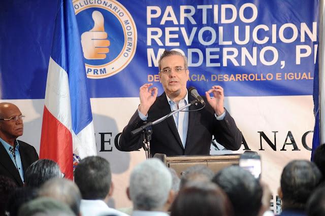 Luis Abinader estará en acto de proclamación de Coalición Democrática