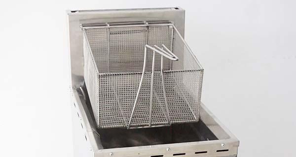 Cara Menggoreng Dengan Menggunakan Deep Fryer Gas