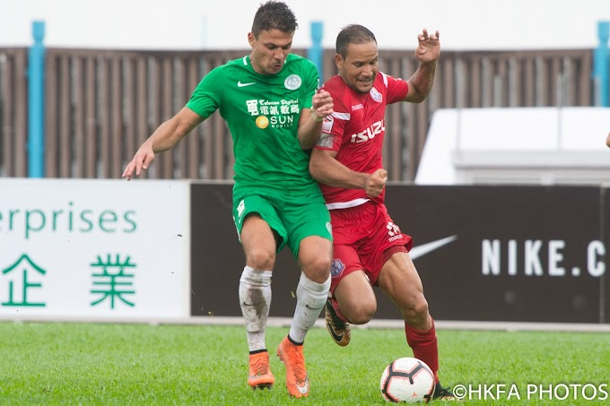Late strike gives Tai Po a 4 points lead in the Hong Kong Premier League