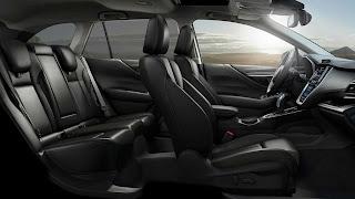 مواصفات سيارة سوبارو أوت باك 2021