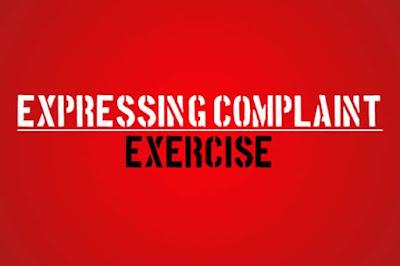 DBI | Soal Latihan Expressing Complaint Paling Efektif