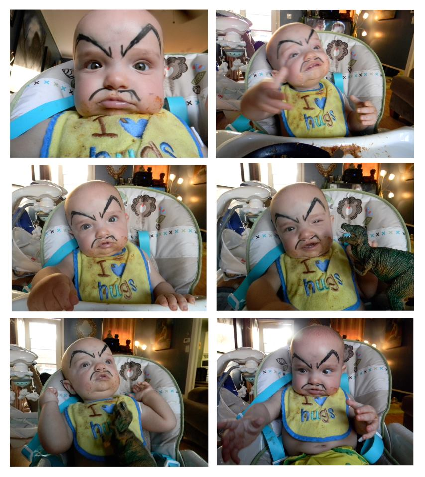 Evil Baby Bored Stay At Home Mom Forces Of Geek