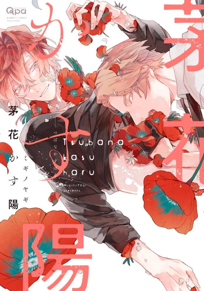 Tsubana Kasu Haru manga BL - Yagi Migino