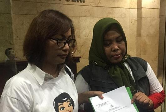 Relawan EMJI Laporkan Mardani-Neno ke Bareskrim