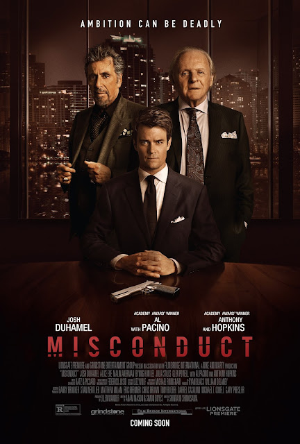 Misconduct (2016) ταινιες online seires oipeirates greek subs