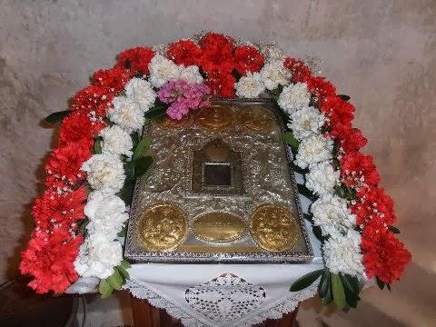 Αποτέλεσμα εικόνας για εικόνα Παναγίας Αργοκοιλιωτισσας