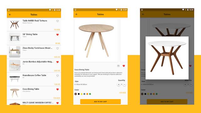 Flutter E-Commerce UI - 4