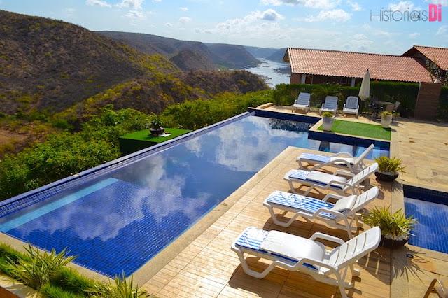 Pedra do Sino Hotel - mais um pouco dessa linda vista do Rio São Francisco!