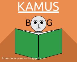 Kamus Istilah Blog