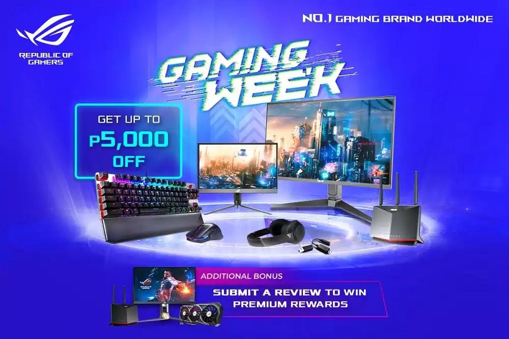 ASUS ROG Gaming Week