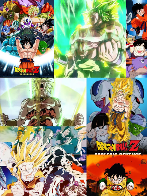 Dragon Ball Z All Movies Hindi Dubbed Download In 720P