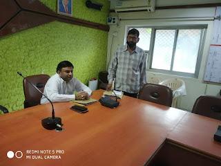#JaunpurLive : कलेक्ट्रेट सभागार में संपन्न हुई महामारी जन शिकायत समिति की बैठक