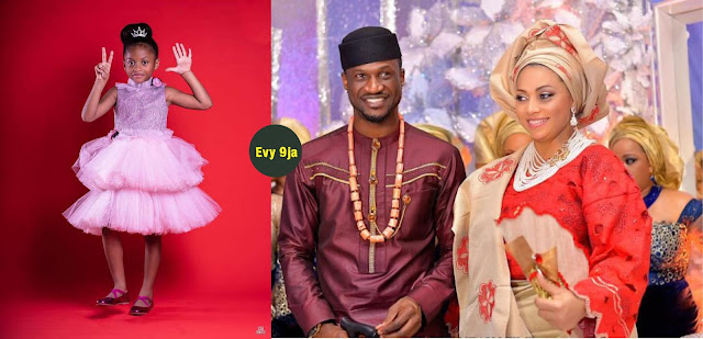 Peter okoye aka Mr P, wife and daughter all test positive for coronavirus