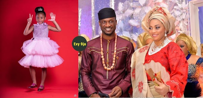 SHOCKING: Peter Okoye Wife And Daughter All Test Positive For Coronavirus