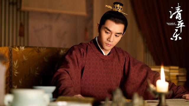 wang kai serenade of peaceful joy