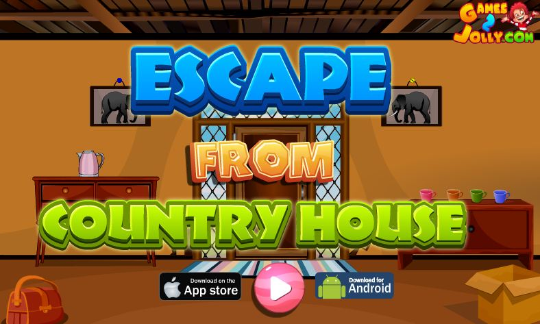 Escape From Country House…