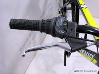 2 Sepeda Gunung Genio Soul Beat 18 Speed 26 Inci
