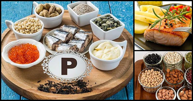 Phosphorus-Rich Foods May Help Prevent Bone Weakness And Muscle Fatigue