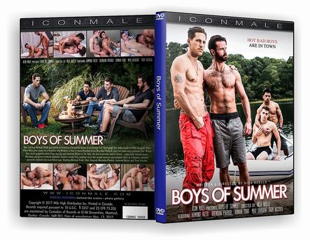 DVD Boys of Summer xxx 2019 - ISO