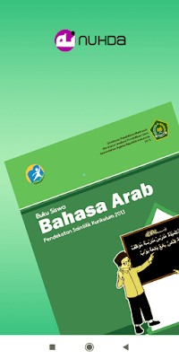 Aplikasi Buku Siswa Bahasa Arab Kelas 2 MI Kurikulum 2013 Revisi 2015