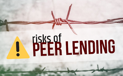 risks of peer lending