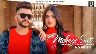 Checkout New Punjabi song Mehnge suit lyrics penned by Raana & sung by Nawab