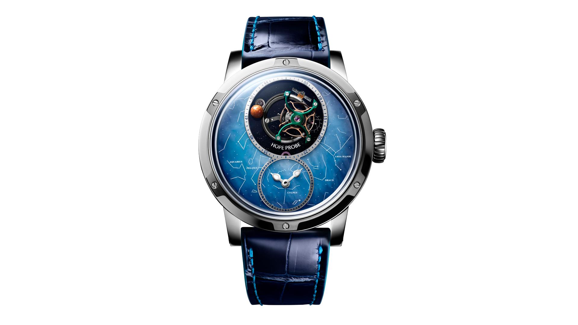 Hope Probe Tourbillon from Swiss watchmaker Louis Moinet
