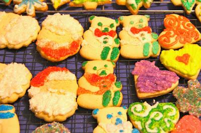 'tis Christmas cookie season!