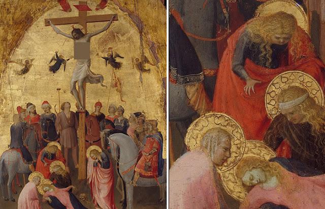 A Crucificação  Fra Angelico