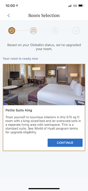 Review: Hyatt Globalist Suite Upgrade and Benefits at Hyatt Centric French Quarter New Orleans