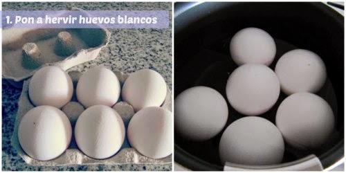 Paso a paso Decorar Huevos de Pascua