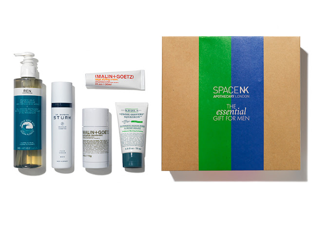 SpaceNK - The Essential Gift For Men