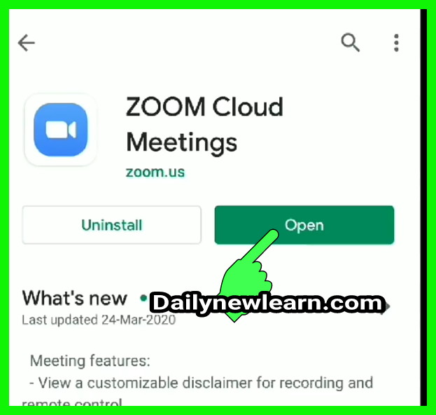 How to use zoom app for online classes or meeting full guide