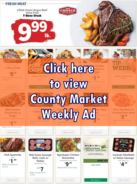 County Market Weekly Ad