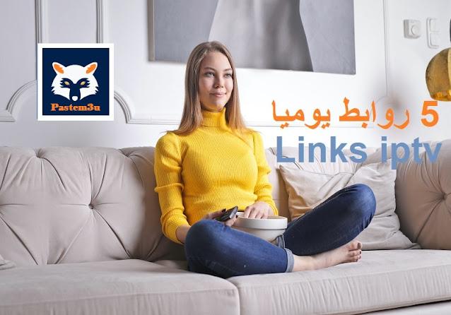 5 links iptv