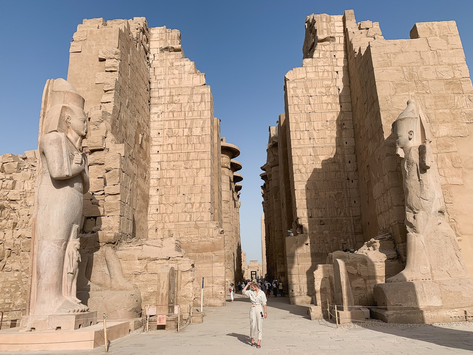 Karnak Temple must do