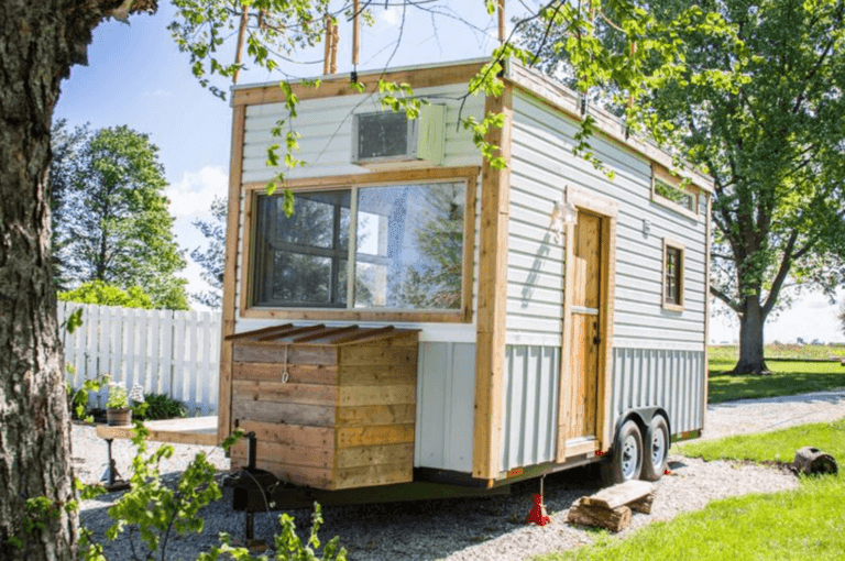 You Can View The Homeu0027s Sales Listing On Tiny House Listings Here!