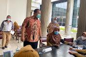 Vaksinasi Tahap Dua, Pemkot Semarang Lebihi Target
