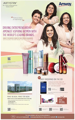 AMWAY NETWORK BEAUTY PRODUCTS
