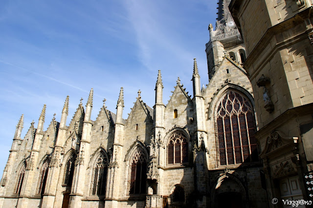 La Cattedrale di Notre Dame de Vitré