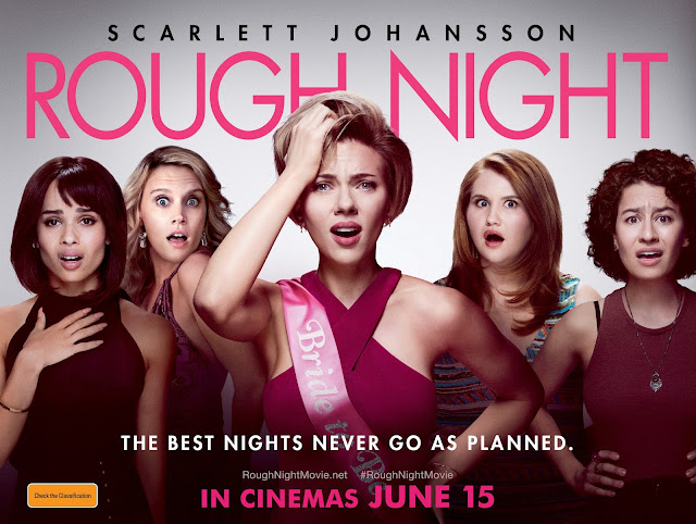Rough Night (2017) Subtitle Indonesia BluRay 1080p [Google Drive]