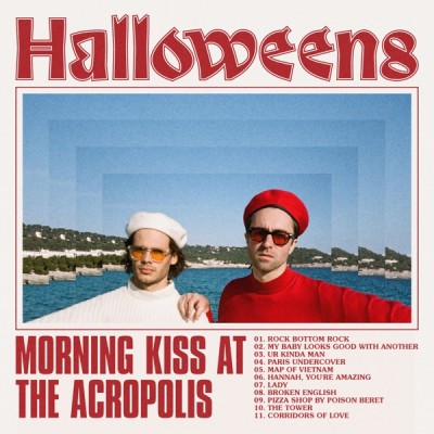 Halloweens - Morning Kiss at the Acropolis (2020) - Album Download, Itunes Cover, Official Cover, Album CD Cover Art, Tracklist, 320KBPS, Zip album