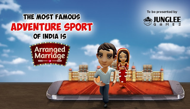 Junglee Games launches one of its kind game called Arranged Marriage