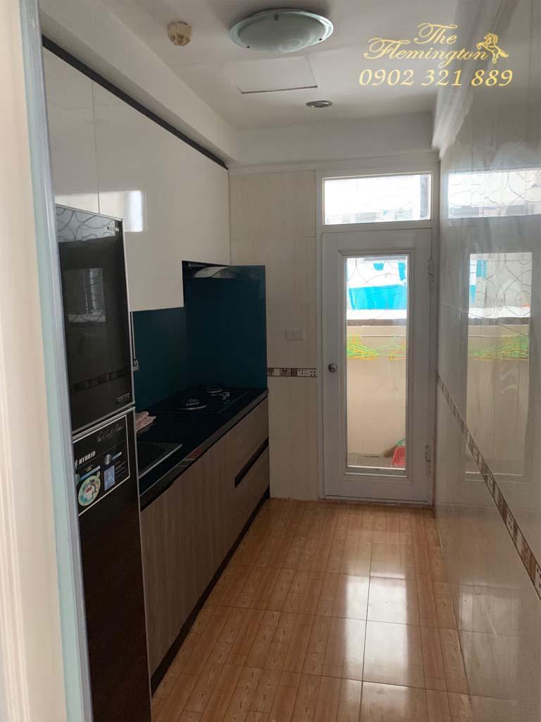Flemington cho thuê căn hộ 2PN + 1 phòng làm việc tầng 18 - hình 5