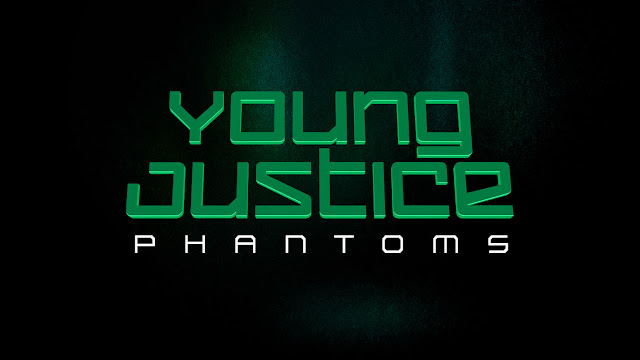 Logo Young Justice Phantoms