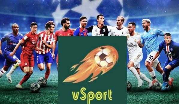vSport TV - Mod phiên bản mới nhất - Xem TV, IPTV, xem bóng đá online các giải C1, Ngoại hạng Anh, K+....